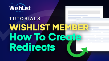 WishList Member Redirects