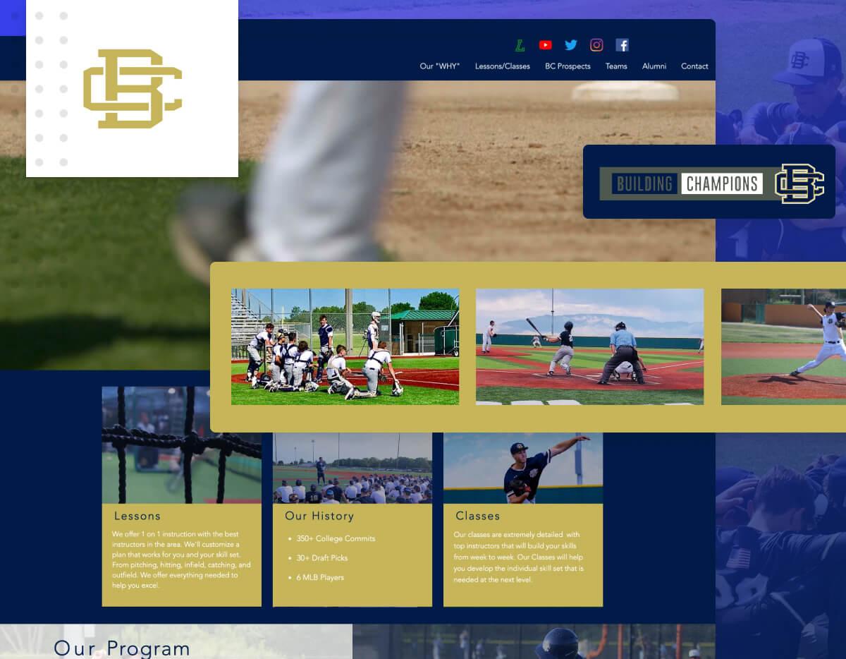 Building Champions Baseball Academy