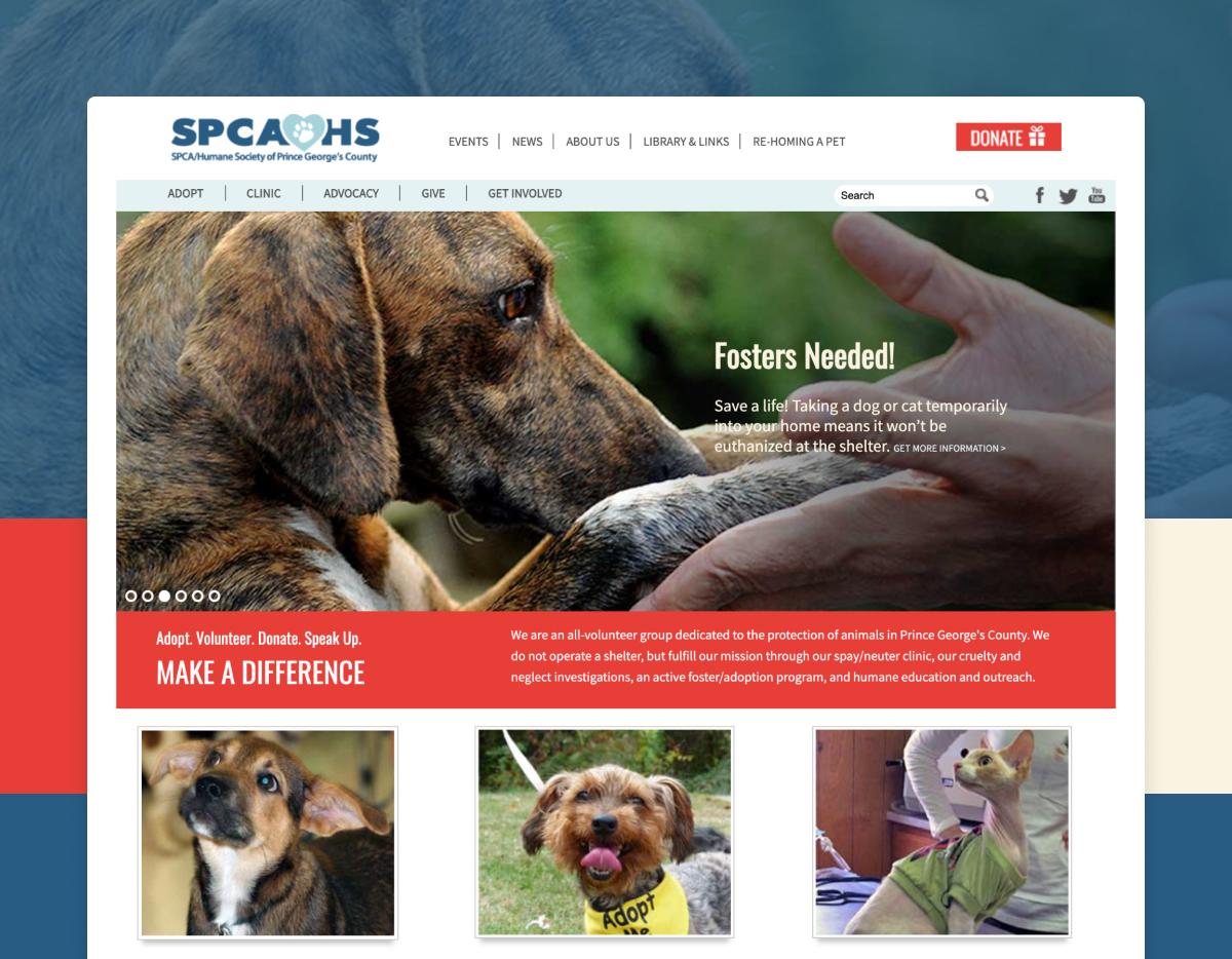 SPCA/Humane Society of Prince George's County, Inc.