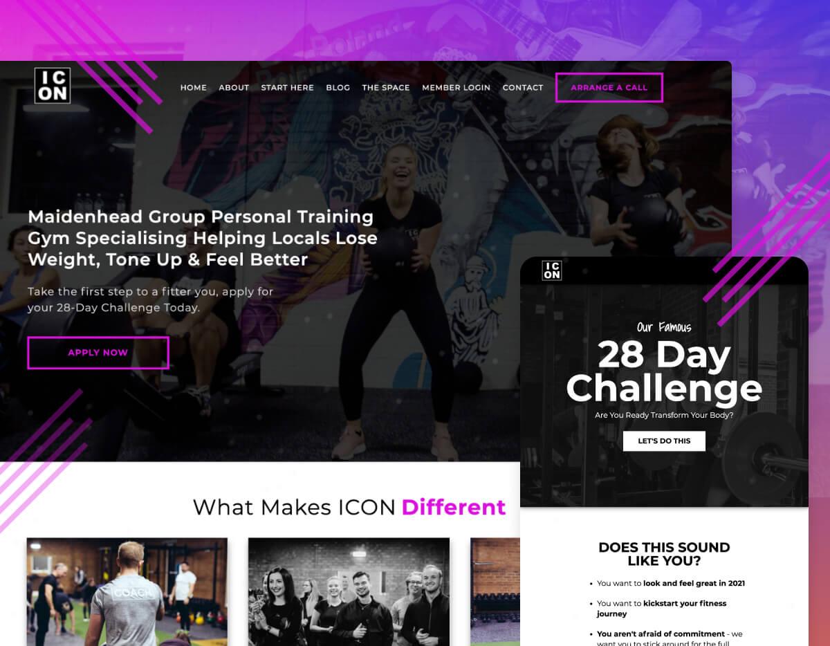 Icon Gym UK
