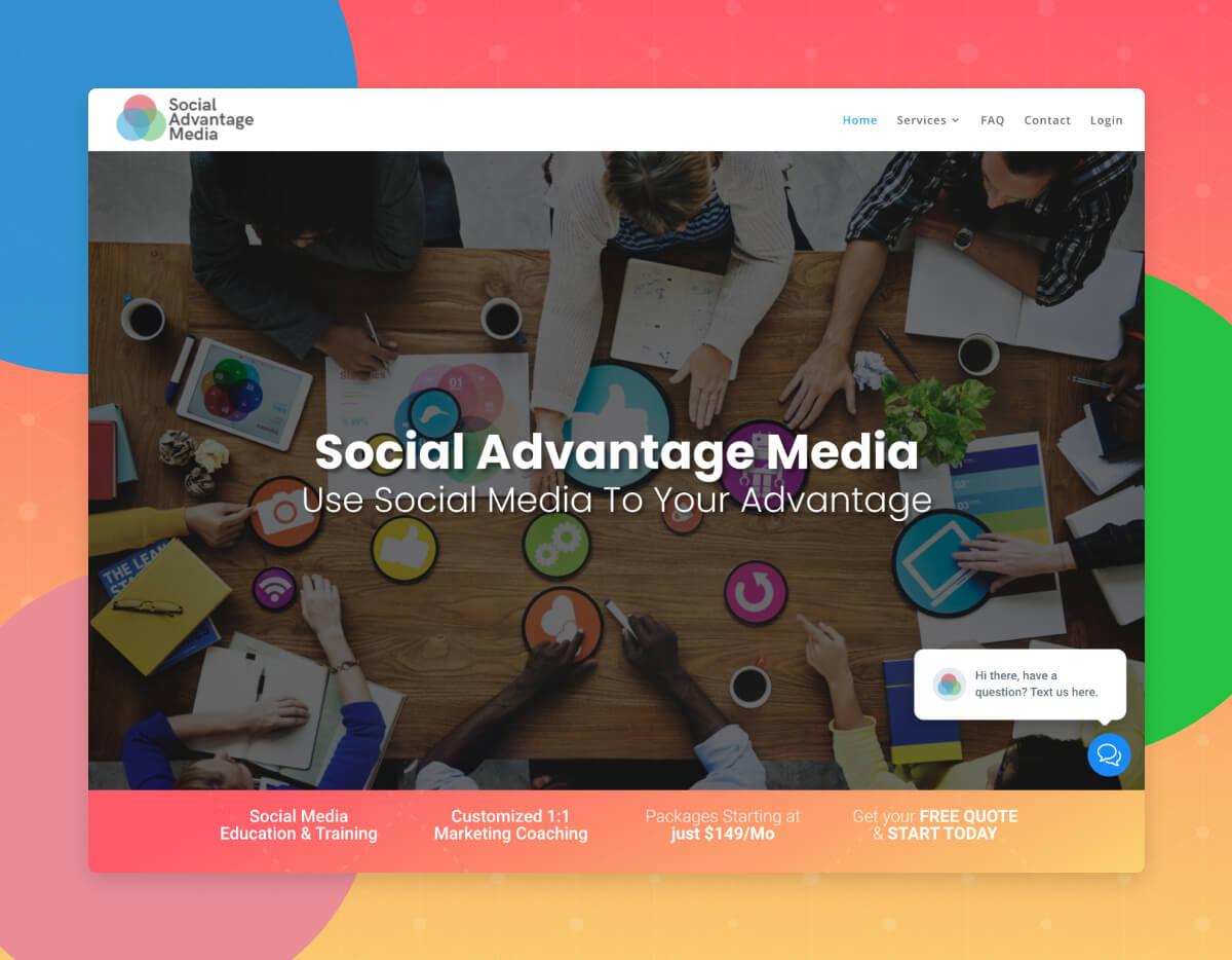 Social Advantage Media