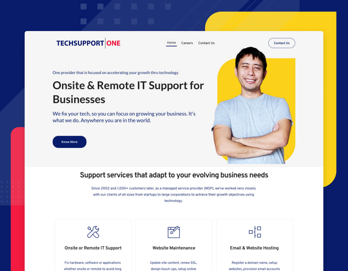 TechSupport One