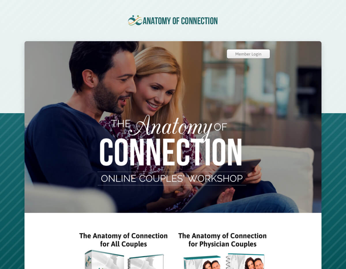 The Anatomy of Connection