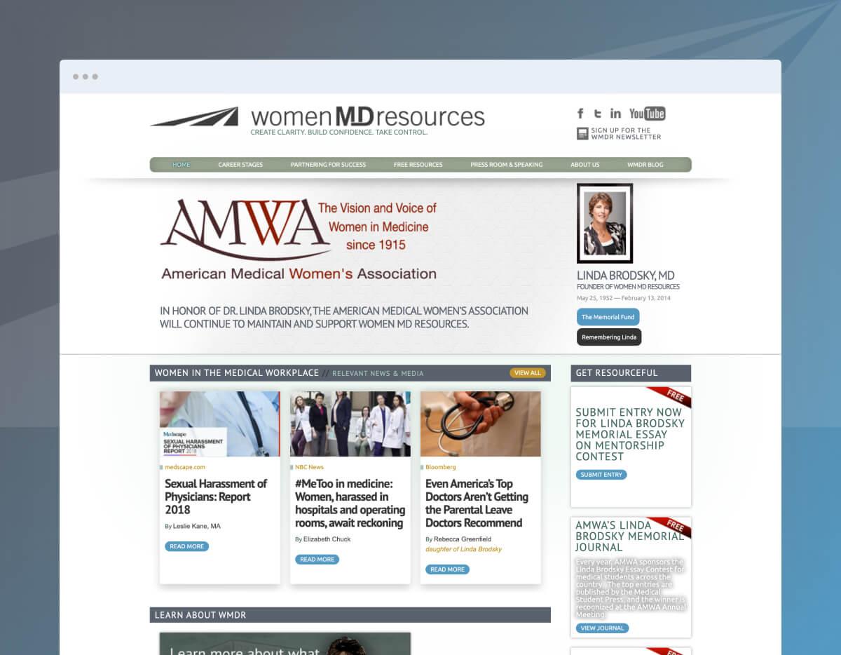 Women MD Resources