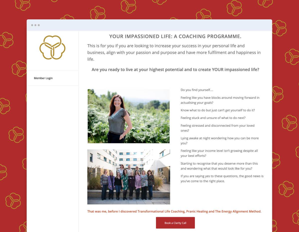Your Impassioned Life by Trifolium