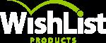 WishList Products Logo White